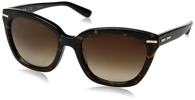 DKNY 0Dy4142 Gafas de sol, Dark Tortoise, 53 para Mujer ...