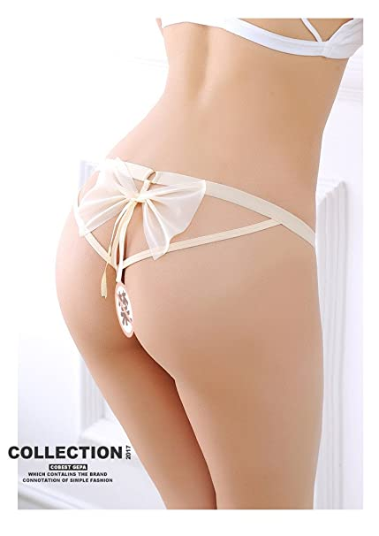 RangYR Sexy ropa interior mariposa nudos lencería traje, color carne, F: Amazon.es: Deportes y aire libre