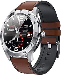 DT98 Reloj inteligente de pantalla táctil de 1.3 pulgadas ...