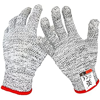 Kingkut Cut Resistant Gloves Kitchen Cutting Gloves