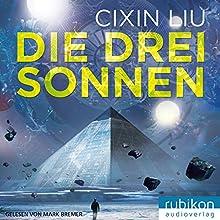 Die drei Sonnen Hörbuch von Liu Cixin Gesprochen von: Mark Bremer
