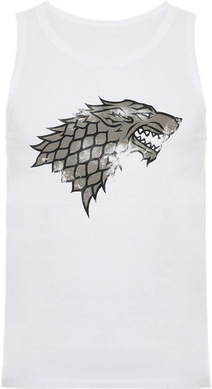 The Fan Tee Sudadera de Hombre Juego de Tronos Stark Tyrion Daenerys Lanister Arya Jon no Muerto