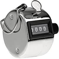 Lista 014 4 Digits Hand Held Tally Counter Numbers Clicker