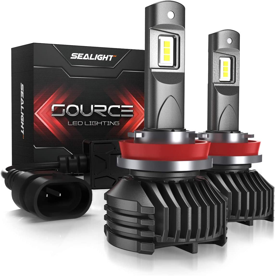 SEALIGHT H11 LED Headlight Bulbs