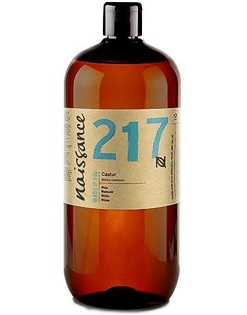 Naissance Aceite de Ricino 1 litro - Puro, natural, vegano, sin hexano,
