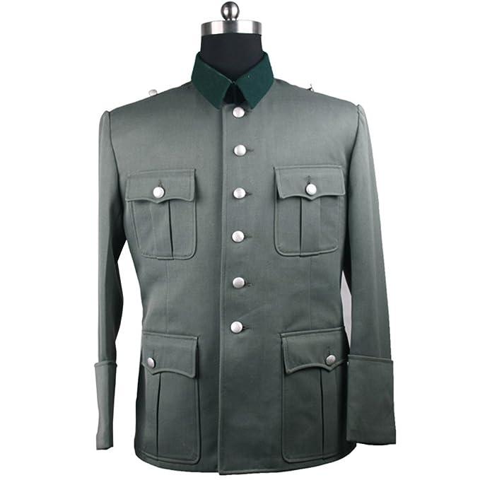 Retro Clothing for Men | Vintage Men's Fashion ww2sale WW2 German M41 Officer Feld Bluse $140.23 AT vintagedancer.com