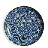Aranami Wave Japanese 7'' Plate