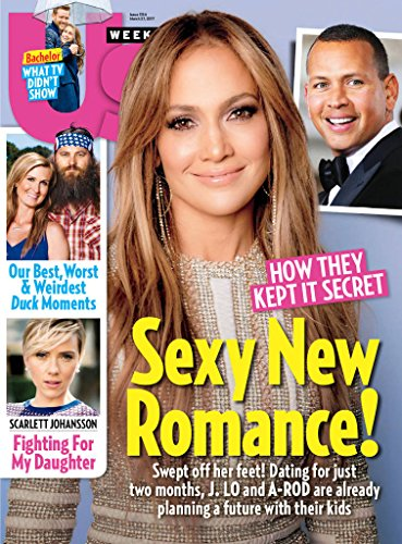 Us Weekly (People Magazine Subscription)
