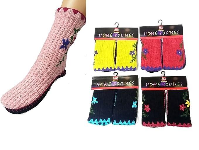 Praia - Calcetines hasta la rodilla - para niña negro/azul 35-38: Amazon.es: Ropa y accesorios