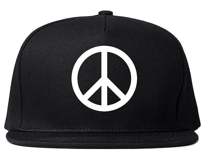 Kings Of Ny Peace Sign Symbol Emoji Meme Snapback Hat Cap Black At
