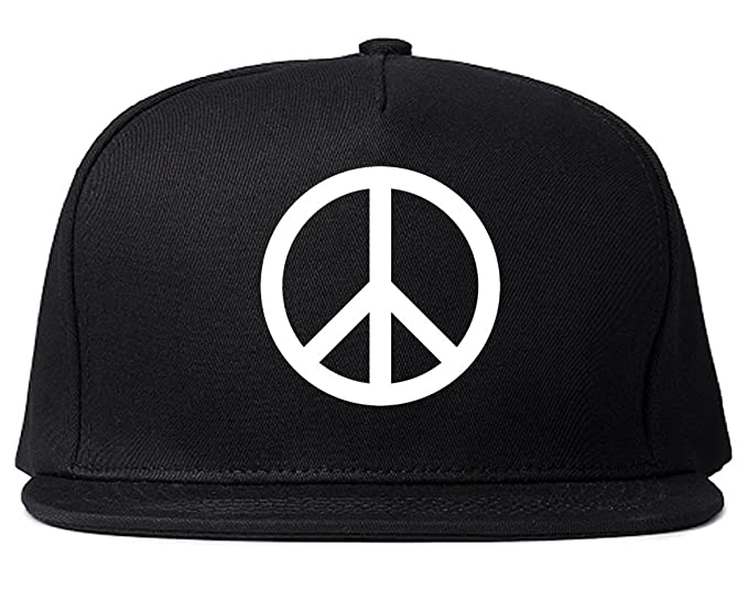 Kings Of NY Peace Sign Symbol Emoji Meme Snapback Hat Cap