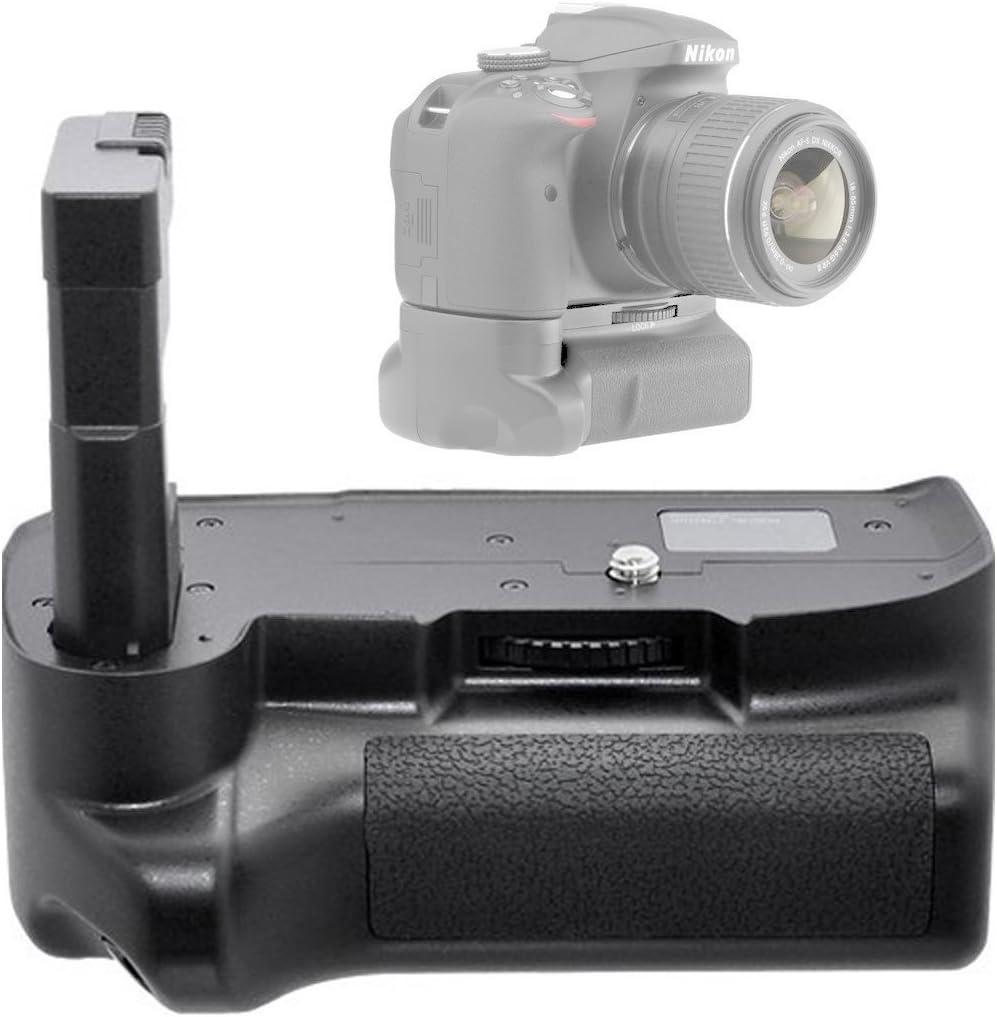 Pack de baterías de empuñadura de batería para cámara réflex ...