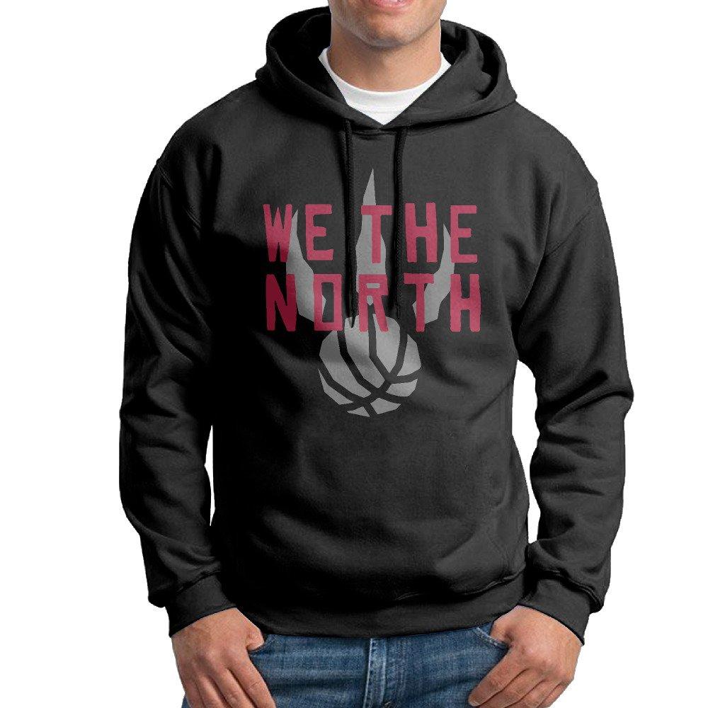 pretty nice b9e7c e95fc Men's Toronto Raptors We The North Raptors Hoodies XXL Black ...