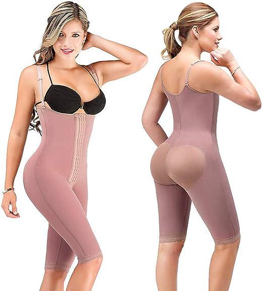 Faja Colombiana Body Powernet 3 Hooks Moldea tu cuerpo Powernet Butt Lifter Body