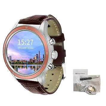 Bluetooth Smartwatch, Y3S 1,39 pulgadas 3G Llamada inteligente 1G + 16G Android Reloj