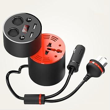 NFDA Cargador De Coche Dual USB Coche Energía Copa Coche De ...