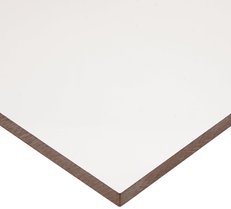 Falken Design falkenacrylic_clear_354_18x18 Acrylic Sheet, Plastic/Plexiglas/Lucite, 18' x 18-3/8', Clear 18 x 18-3/8 HHC