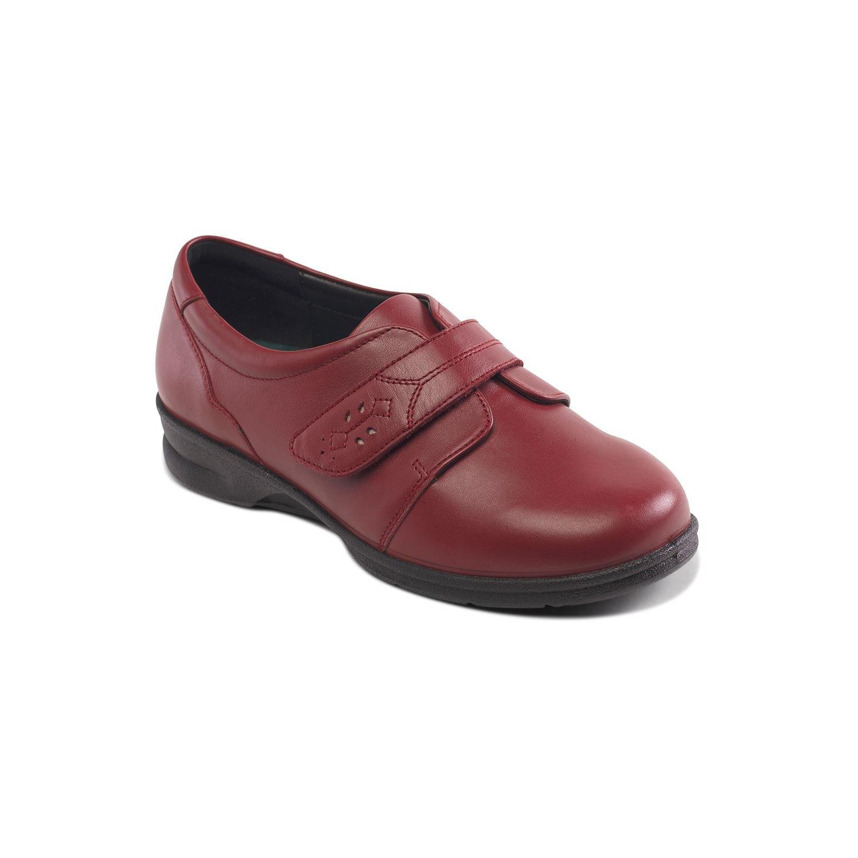 Padders Zapatos de Cordones Para Mujer 39 1/3 EU|Red