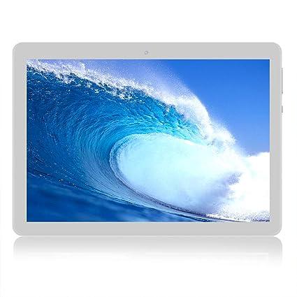 Tablet Android 7.0 da 10con Procesador de cuatro núcleos WiFi navigazione Bluetooth 4 GB di RAM 64 GB di Memoria Dual SIM 3G è anche un ...