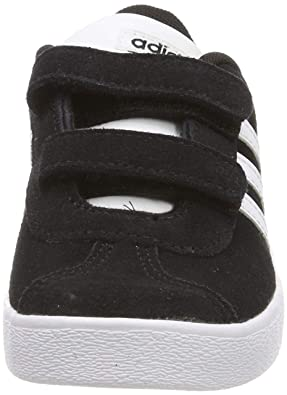 e91abe3d45 Adidas FR: 25.5 DB1833 Mixte Enfant Noir VL Court 2.0 CMF I - Chaussures de  Tennis