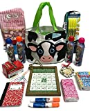 Ink-credible Ultimate Bingo Set Tote Bag Gift Basket