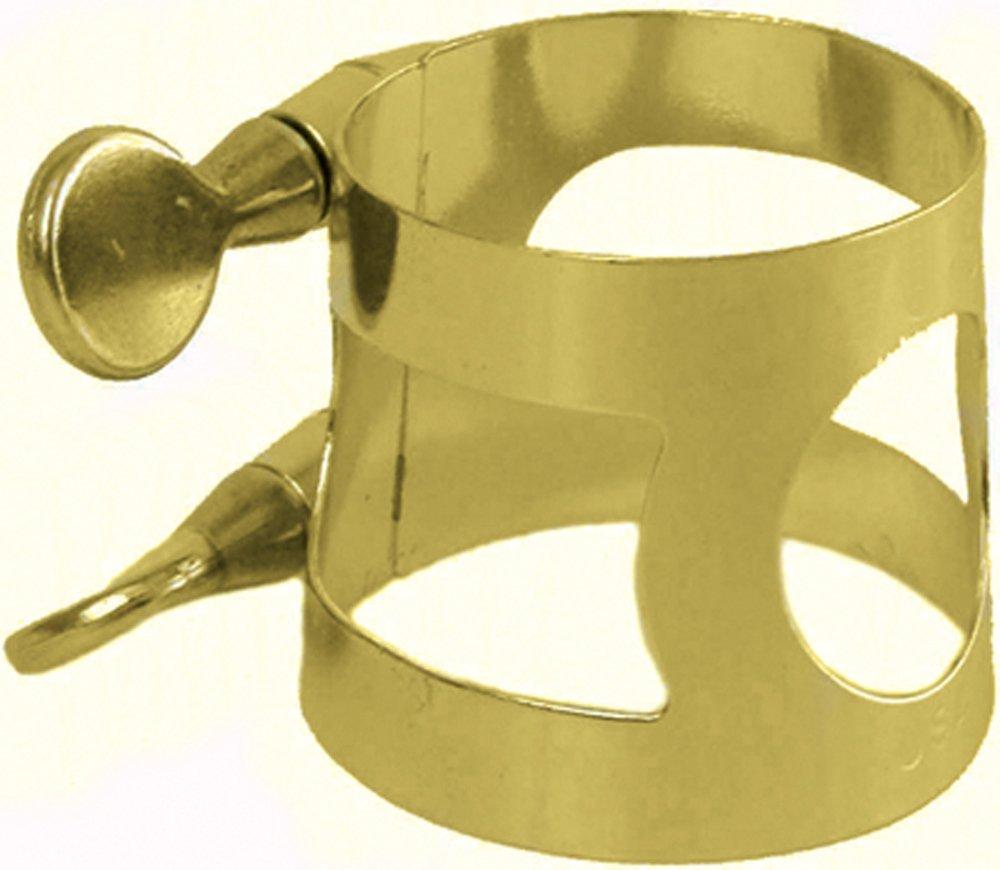 American Plating Tenor Sax Gold Ligature 336G