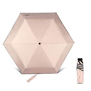 Portable Mini Umbrella Pocket Sized Rain Ultralight 7 COLORS FREE SHIPPING