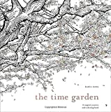 The Time Garden: A Magical Journey and Coloring Book