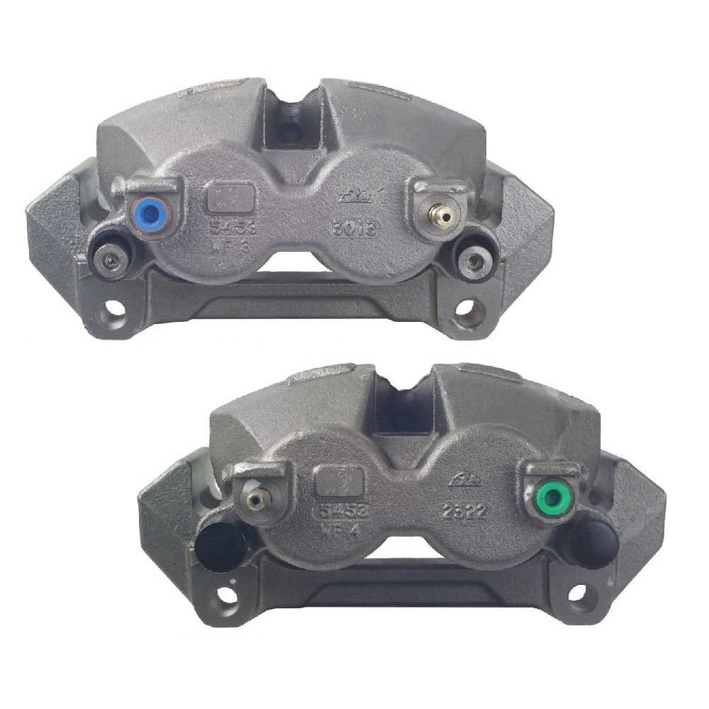 Prime Choice Auto Parts BC3009PR Front Pair of Brake Calipers