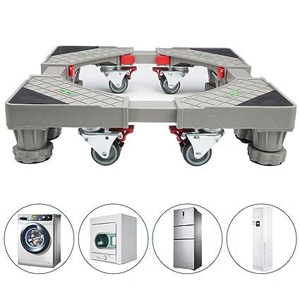 Amazon.com: Soporte universal para lavadora con base móvil ...