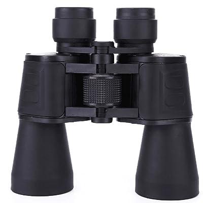 20x 50Jumelles, Beileer Portable étanche puissant Jumelles pour observation des oiseaux Sightseeing d'escalade Sport, DE VOYAGE avec housse de transport Sangle Chiffon de nettoyage Lens Caps