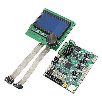 Panel de control para impresora 3D + pantalla LCD para Creality CR ...
