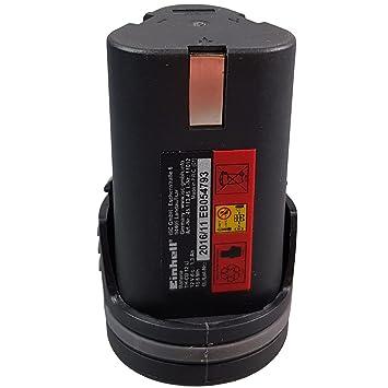 Einhell 12 V Li batería de repuesto 1,3 Ah (4511356) para TH ...
