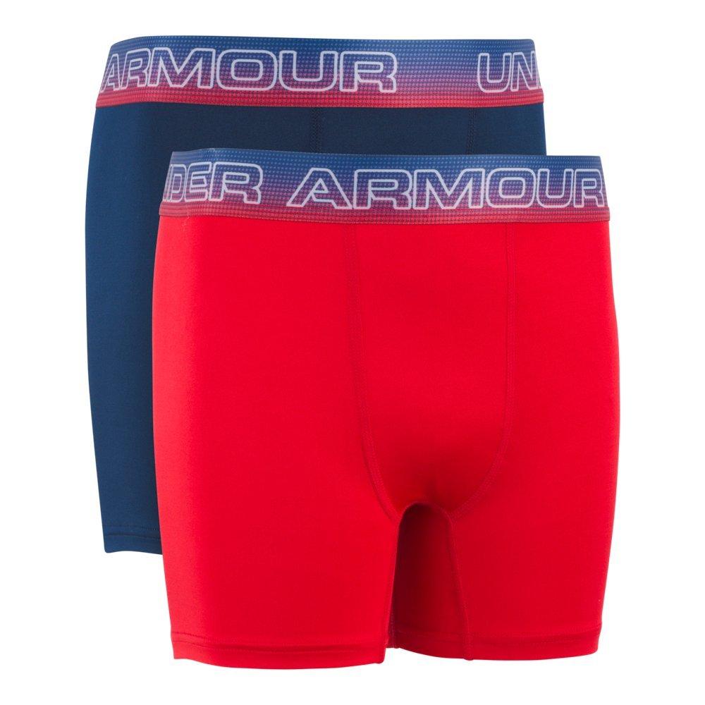 Under Armour UA Original Series Americana Boxerjock 2-Pack YMD Academy