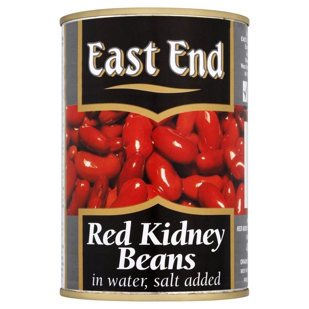 East End Red Kidney Beans in Brine (400g)