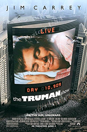 Posters USA - The Truman Show Movie Poster GLOSSY FINISH - MOV986 (24