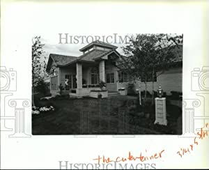 Vintage Photos 1987 Press Photo The Entertainer 2nd Place Home Show of Roth Development & Const