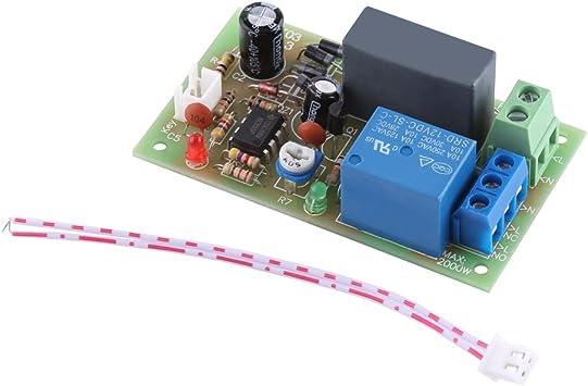 AC 220V 230V 240V Trigger Delay Switch Turn Off Board Timing Timer Relay Module