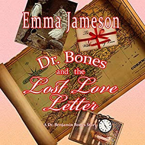 Dr. Bones and the Lost Love Letter: Magic of Cornwall, Book 2 Audiobook