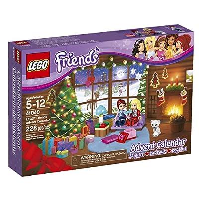 LEGO® Friends, Advent Calendar - Item #41040
