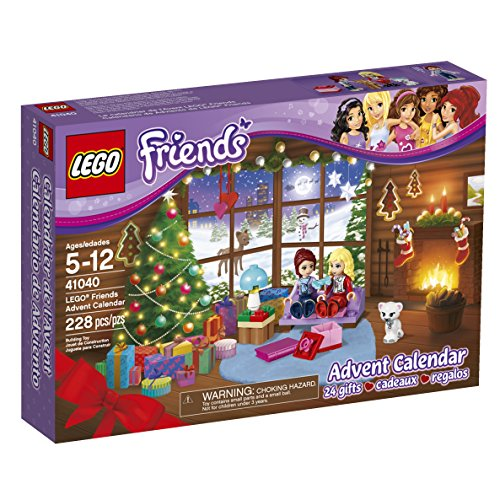 Lego Friends Advent Calendar 41040 Discontinued By Manufacturer