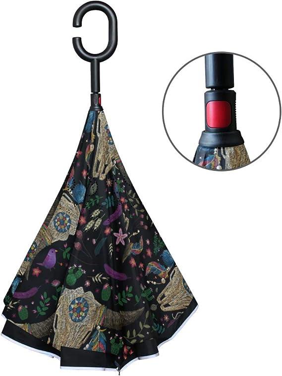 Acheter parapluie tete de mort online 8