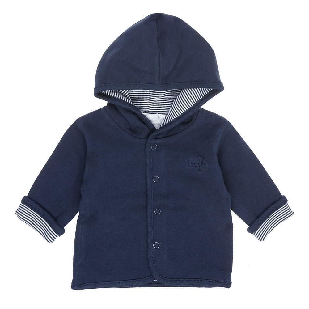 Feetje Wendejacke Baby-Jacke Babykleidung 318.515-010 Marine, 50