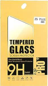 برو بلس شاشة حماية ضد الكسر لسوني زد 5 , زجاج