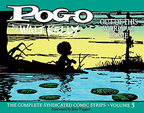 Pogo: The Complete Syndicated Comic Strips Vol.5: