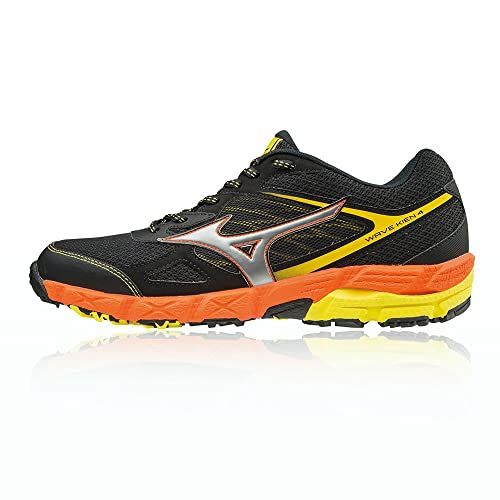Mizuno Wave Kien 4 Trail Running Shoes - AW17-9  Amazon.co.uk  Shoes ... a87eba2ad01