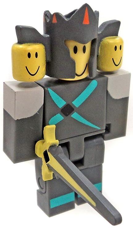 Amazon com: ROBLOX Series 2 BlueSteelWarrior action Figure