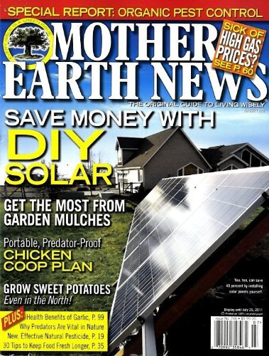 Mother Earth News [US] June July 2011 (単号)