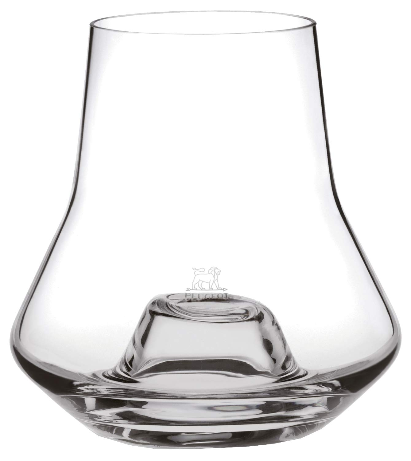 Peugeot 250331 Impitoyable Whisky Cordial Glass without Chilling Base by Peugeot