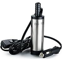 flintronic Bomba de Agua y Aceite, 12V Bompa